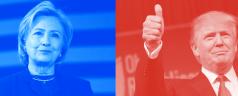 Election2016: A comparison of predictions