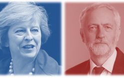 UK 2017 GE results: resurgence of two-party politics