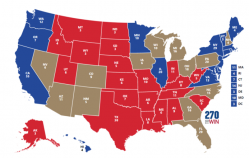 Which swing states should we focus on in the 2020 election?
